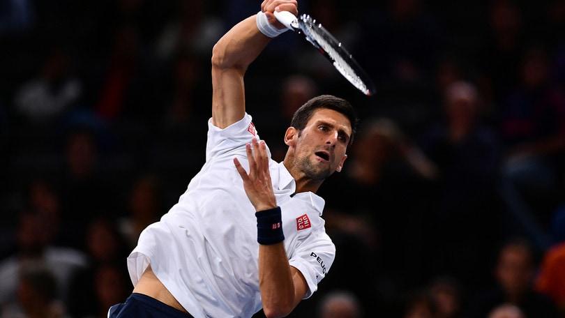 Atp, Djokovic: