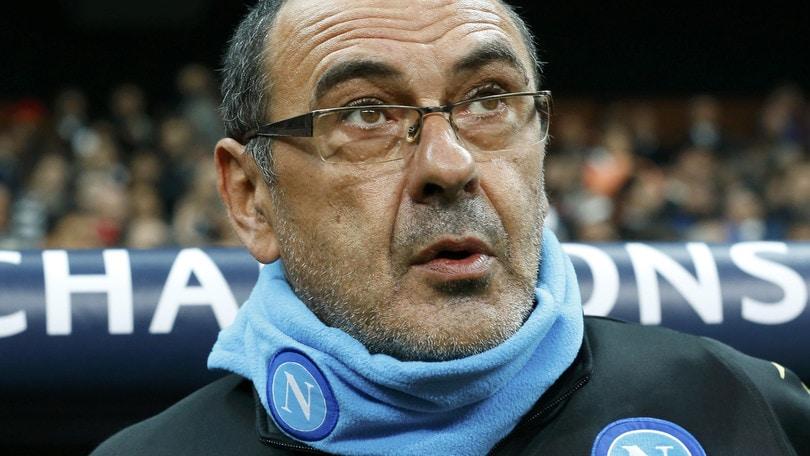 Champions League Napoli, Sarri: «Pari amaro. Manca Milik? Non do alibi»