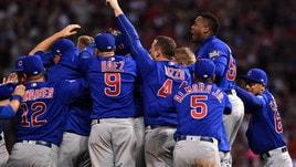 Mlb, Chicago Cubs campioni: Indians ko in gara 7