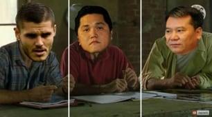Inter, il casting del nuovo allenatore sui social è tutto da ridere