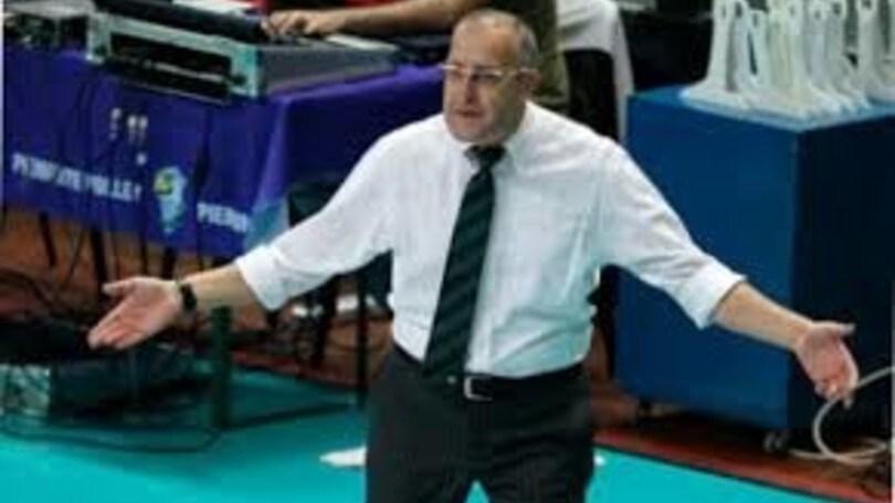Volley: Superlega, a Molfetta Gulinelli in panchina al posto di Di Pinto
