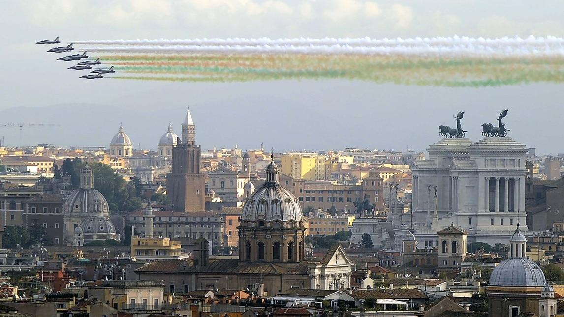 frecce tricolori roma - photo #24