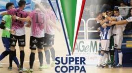 Supercoppafutsal, il 9 novembre a Teramo in campo Real Rieti e Pescara