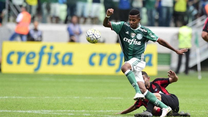 Tché Tché, dal futsal al Palmeiras: adesso può vincere il Brasileirão