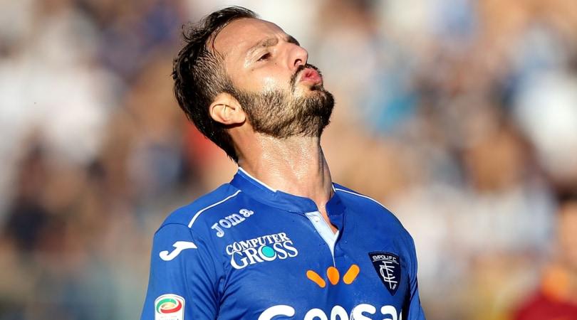 Empoli, Corsi: «Gilardino? Lo vedrei bene alla Lazio»