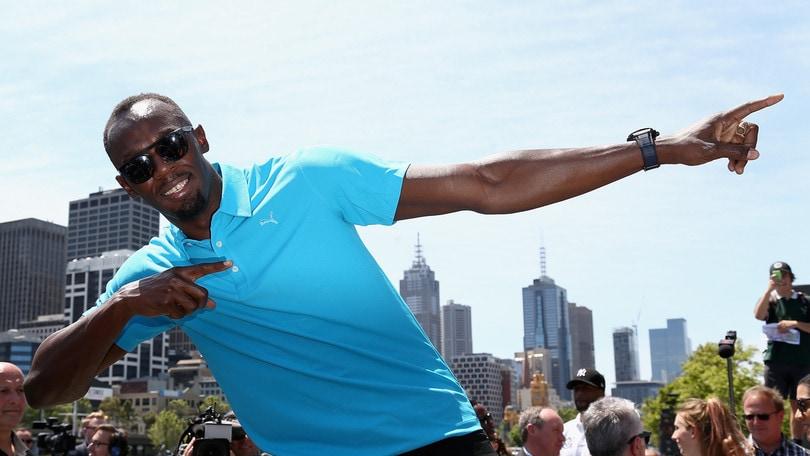 Usain Bolt: «Dopo la corsa? Magari giocherò a calcio»