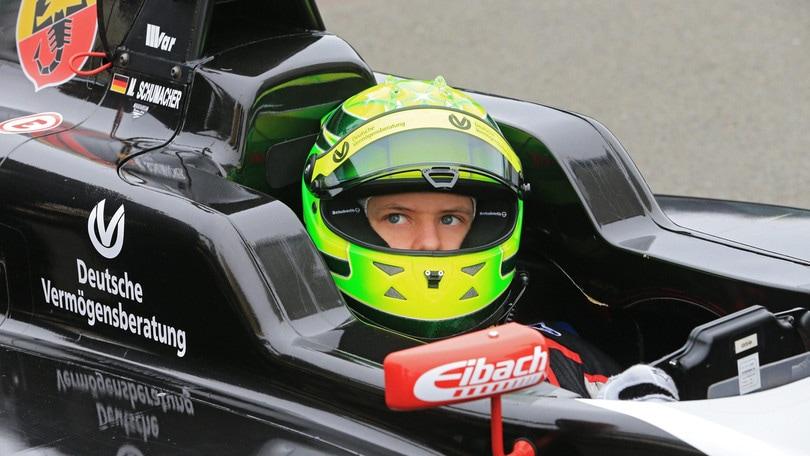 F3, Schumi jr chiude i test con la Prema