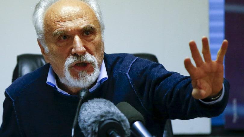 Atletica, Giomi rieletto presidente Fidal