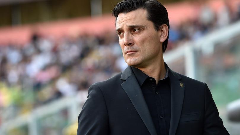 Montella: «Milan da Champions? Piedi per terra!»