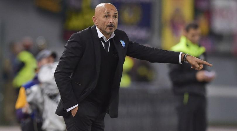 Roma, Spalletti: «Salah in Coppa d'Africa? Prendiamone uno uguale»
