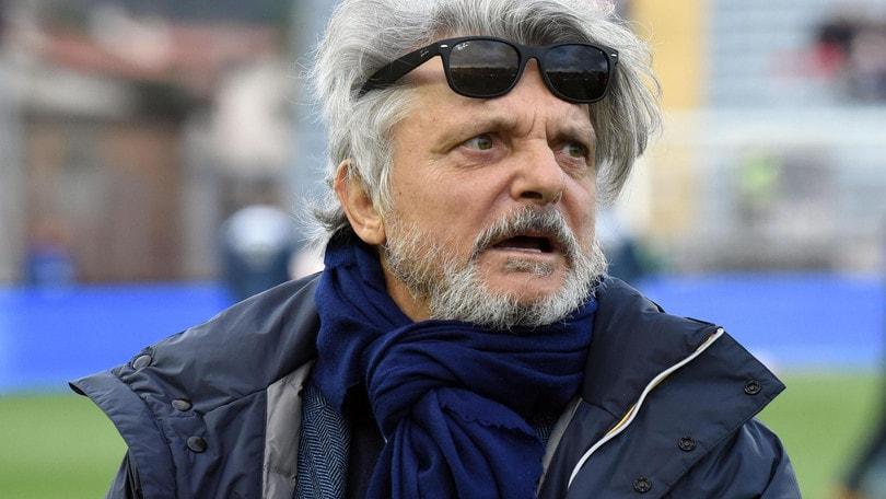 Sampdoria, Ferrero si coccola Muriel: