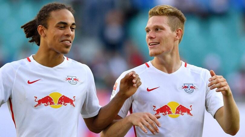 Bundesliga, super Lipsia: il titolo ora è a 19,00