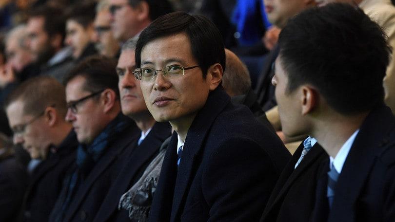 Inter,Jun Liu nuovo Ceo ad interim