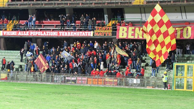 Serie B, Benevento-Cittadella: giallorossi favoriti