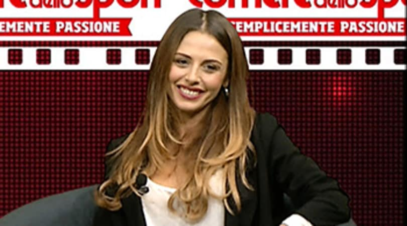 Benedetta Valanzano: «Napoli, tieni Insigne! Sarri è il tecnico giusto»