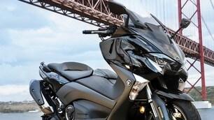 Yamaha Tmax all'Eicma 2016: foto