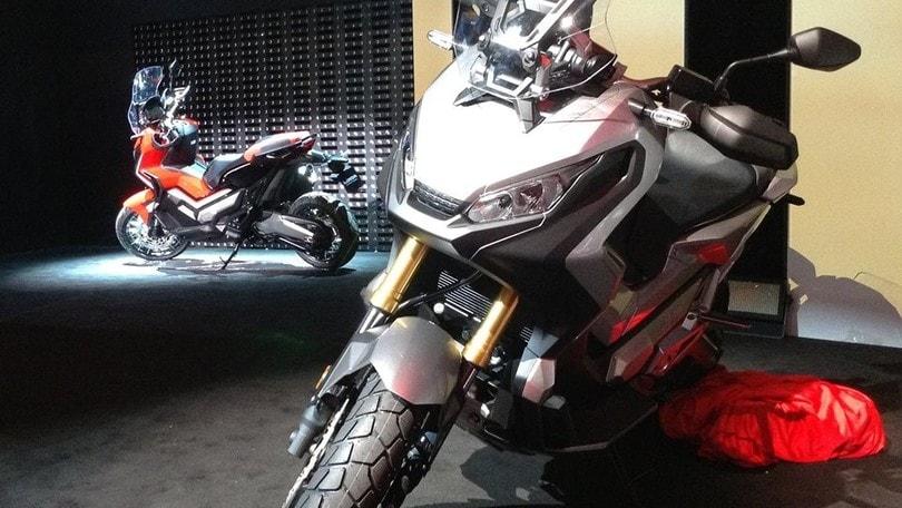 Honda X-ADV, svelato a Eicma 2016 il Suv a due ruote