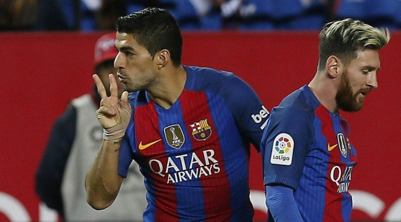 «Suarez e il Barcellona vicini al rinnovo fino al 2021»
