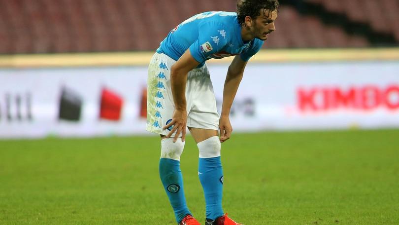 Serie A Napoli, terapie per Milik e Gabbiadini