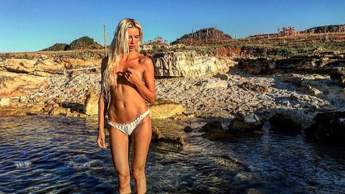 <p>Playmate, Miss World Bikini 2014 e milanista doc. I suoi selfie su Instagram lasciano di stucco tifosi rossoneri e non solo</p>
