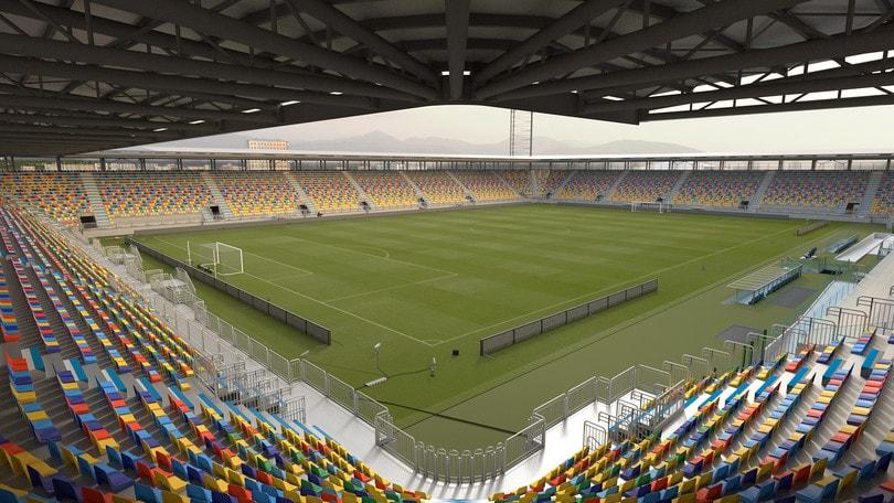 Stirpe: Frosinone, il nuovo stadio entro febbraio