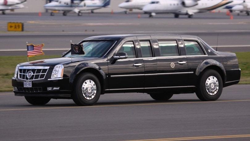 Il Presidente Trump avrà una nuova Cadillac super blindata