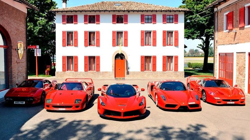 Ferrari, Marchionne: «Il futuro è ibrido»