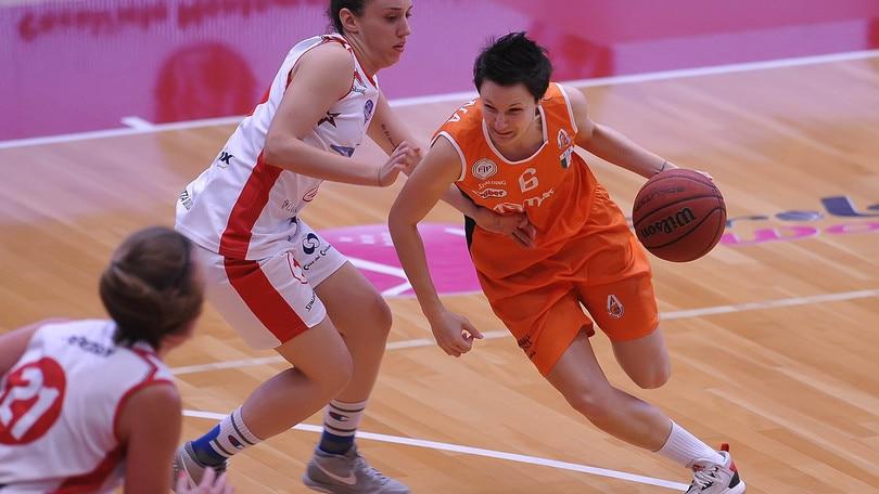 Basket Eurolega Donne, Sottana sbanca Cracovia