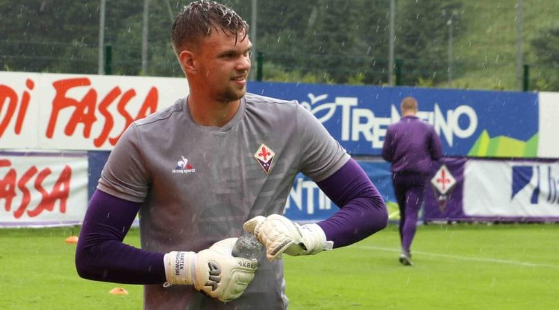 Serie A, Dragowski: «Nessun problema con la Fiorentina»