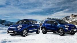 Fiat 500L e 500X Winter Edition, la serie speciale per l'inverno