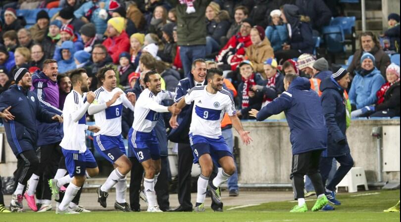 San Marino, Crescentini: «voglio almeno un gol»
