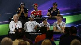 La F1 in Brasile:Rosberg e Hamilton pronti al duello finale