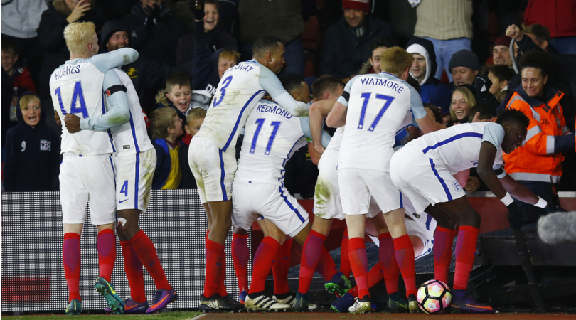 Calcio, Under 21:Inghilterra-Italia 3-2