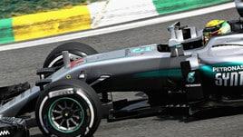 F1, Brasile: le Mercedes dominano nelle libere, Vettel settimo