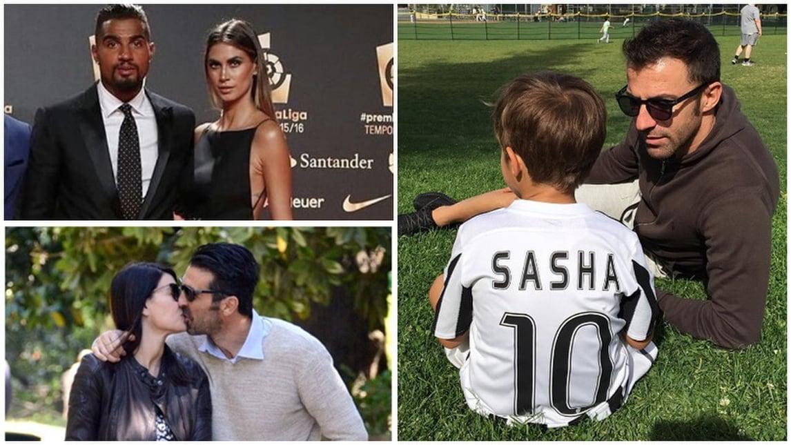 Da Capri a Milan, ecco i 10 nomi più strani dei figli dei calciatori