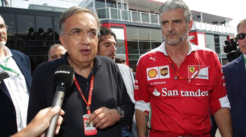 Marchionne conferma: la Ferrari valuta l'ingresso in Formula E