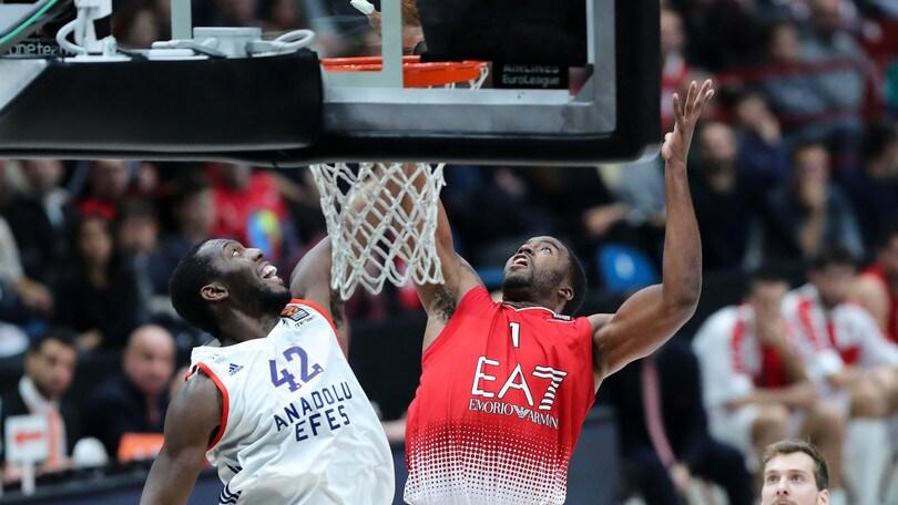 Basket, Serie A: Milano vola a 1,16 contro Sassari