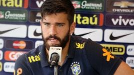 Brasile, Alisson convocato per le due amichevoli contro Russia e Germania