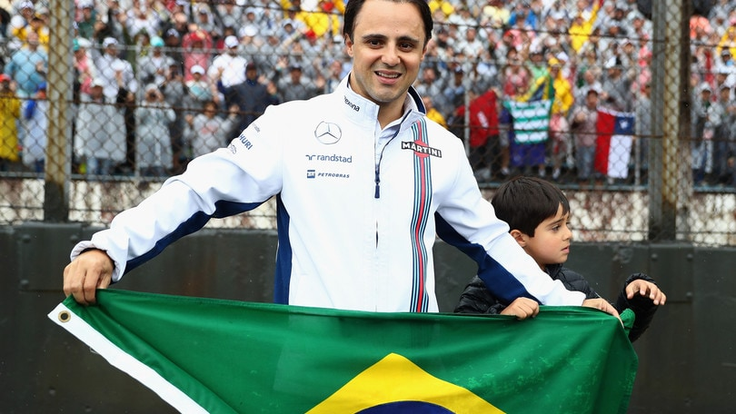 F1 Gp Brasile, emozione Massa: «Giornata indimenticabile»
