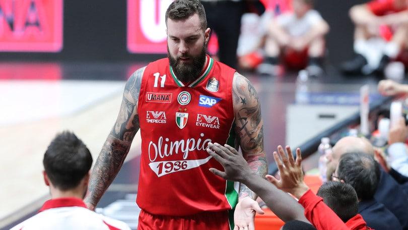 Eurolega, Milano contro Vitoria: un altro successo a 1,45