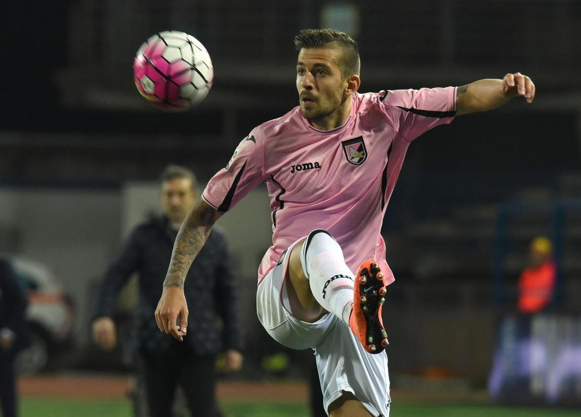 Serie A Palermo, Trajkovski ok: si allena con la squadra