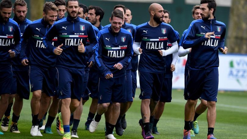 Amichevoli: Italia-Germania, un'altra «X» si gioca a 3,15
