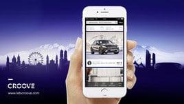 Croove, il car sharing per i privati firmato Mercedes