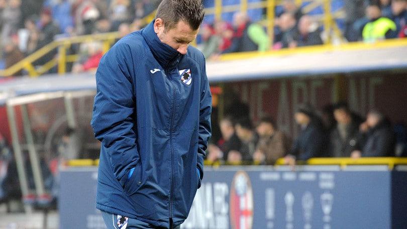 Cassano-Sampdoria, ora è davvero finita. Romei: «Epilogo amaro»