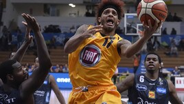 Washington decisivo: Torino vince a Trento