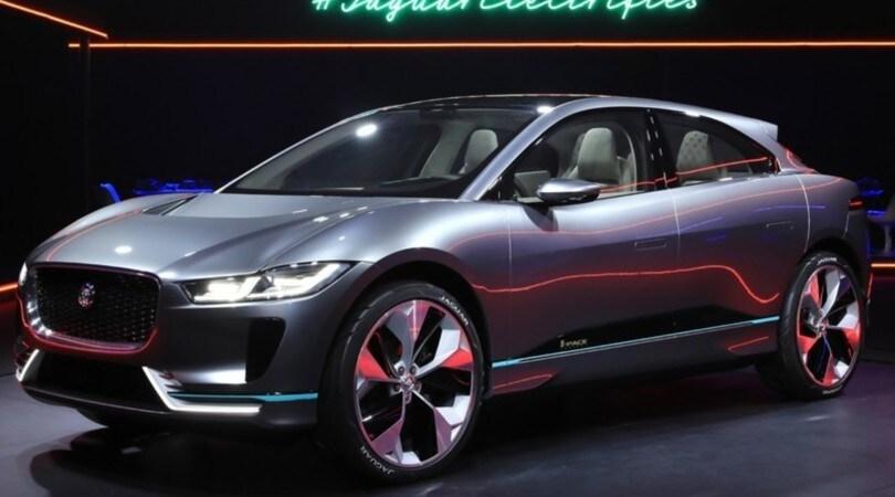 Jaguar I-Pace, il Suv elettrico dallo scatto felino