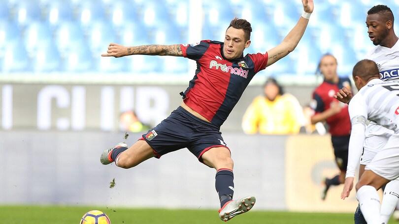 Genoa-Udinese 1-1: Thereau-Ocampos, pari a Marassi
