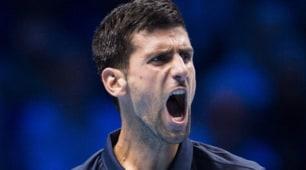 Tennis, Djokovic batte Raonic: semifinali vicine