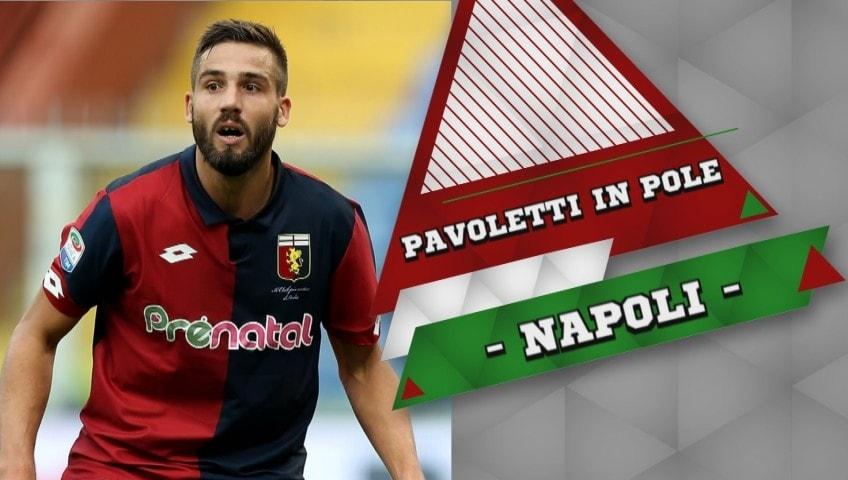 Napoli, Pavoletti sempre più vicino