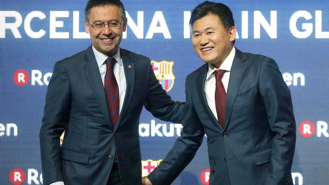 <p>Nuovo sponsor in casa blaugrana: affare da 55 milioni all'anno</p>